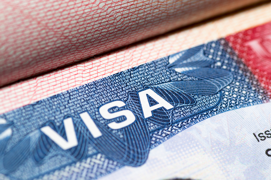 Visa for heightened screening